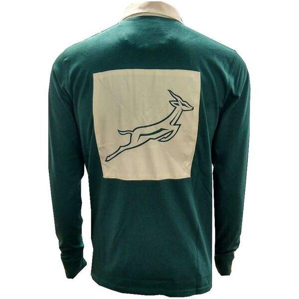 Springbok Traditional Long Sleeve Jersey_back