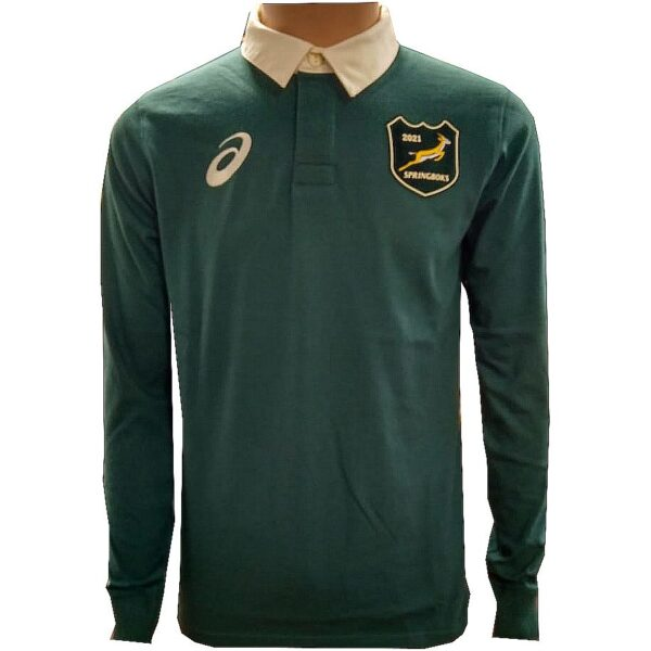 Springbok Traditional Long Sleeve Jersey_front