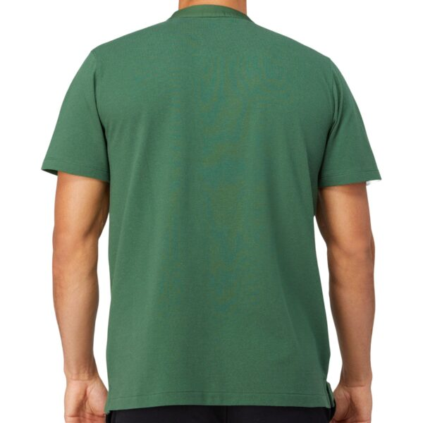 Springbok Media Polo Shirt_back
