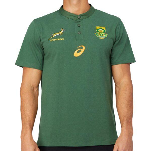 Springbok Media Polo Shirt_front