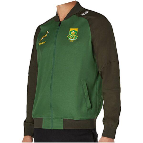 Springbok Presentation Jacket_front